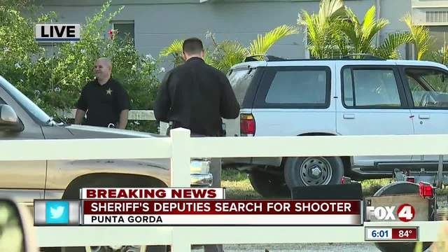 Deputies Investigating Shooting At Boat Ramp In Punta Gorda Fox - Punta gorda car show 2018