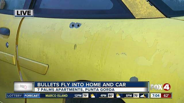 Shots Fired Into Punta Gorda Apartment Fox Now WFTX Fort Myers - Punta gorda car show 2018