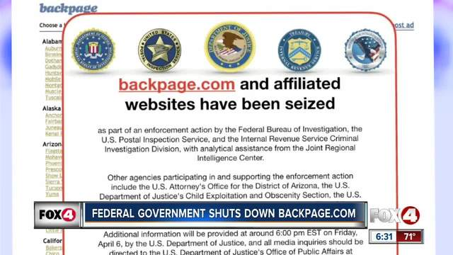 Backpage.com allegedly made millions in prostitution ads; site founders indicted
