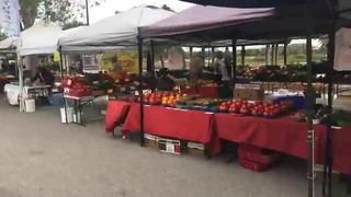 Local farmers market wrapping up for season
