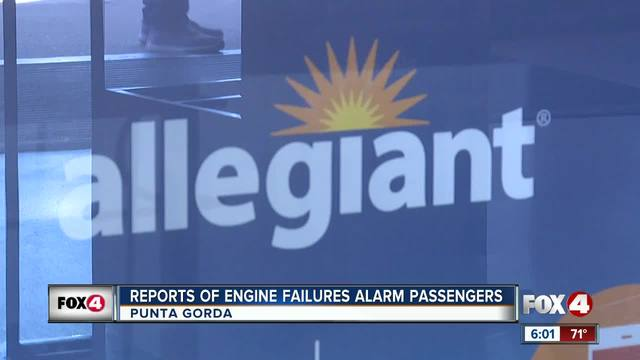 Are you concerned about Allegiant Air's safety record?