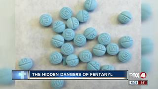 The hidden dangers of fentanyl