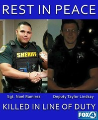 2 slain sheriff's deputies laid to rest