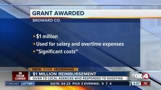 $1 million grant for Parkland response