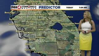 FORECAST: Comfortable Humidity Levels Continue