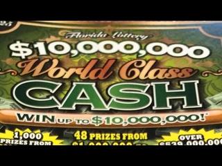 Sarasota man hits $1 million jackpot twice