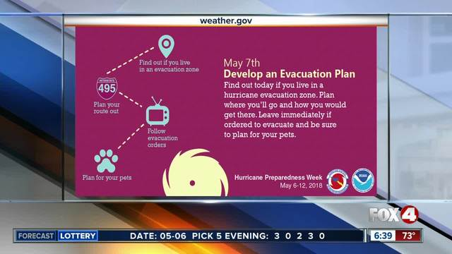 Governor Bryant declares hurricane preparedness week in Mississippi