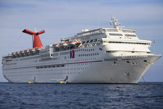 Coast Guard searching for man who fell off ship
