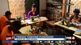 Friends Together fundraiser for trade school