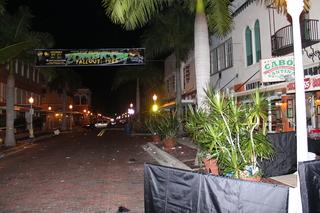 Photos from the ZombiCon crime scene