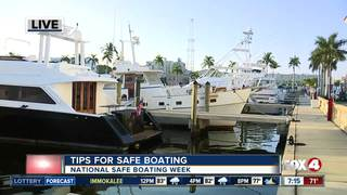 Simple and effective steps for safe boating