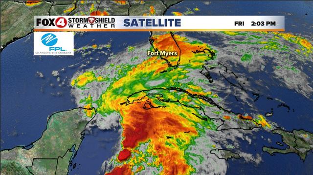 Subtropical Storm Alberto Has Formed