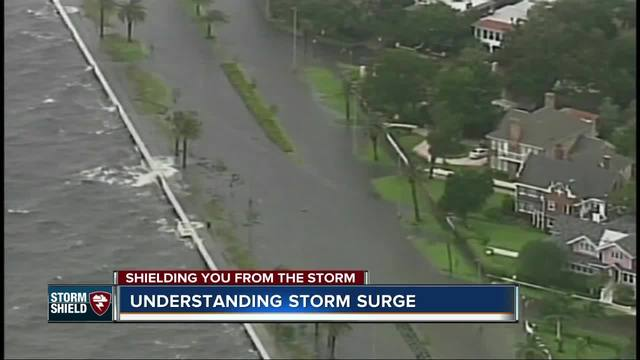 Shielding You From the Storm- Understanding storm surge