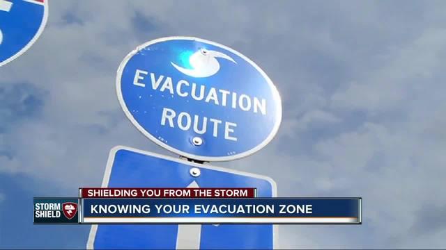 Whan and where to evacuate before a storm hits