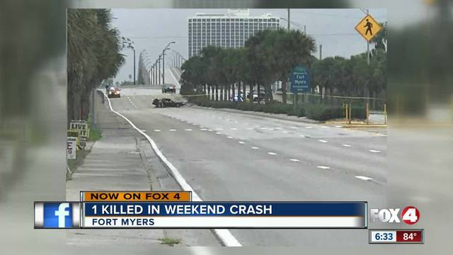 Identity Released Of Victim In Crash That Shut Down Edison Bridge - Edison car show ft myers