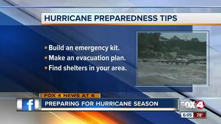 How to prepare for hurricane season