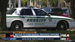 Battle to fund SRO in parts of Lee County