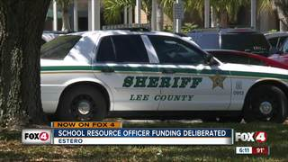 Estero leaders frustrated over SRO funding issue