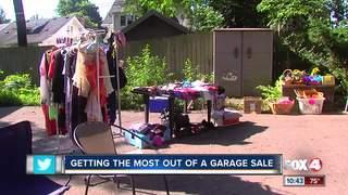 Buyer beware: How to profit on garage sales