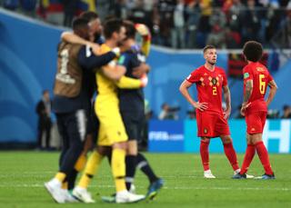 France defeats Belgium to reach World Cup final
