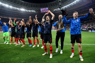 Croatia is going to its first World Cup final