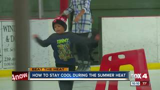How to beat the July heat