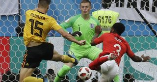 Belgium finishes 3rd at World Cup, beats England