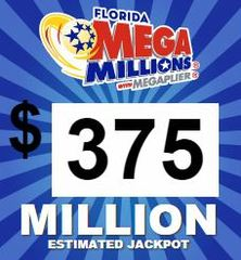 $375M on the line in Mega Millions drawing
