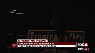 Man shot in Northwest Cape Coral