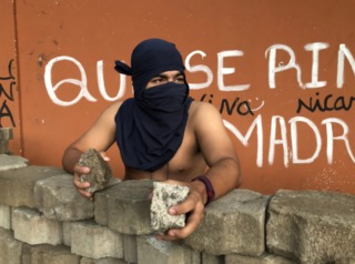 Local man witnesses violence in Nicaragua
