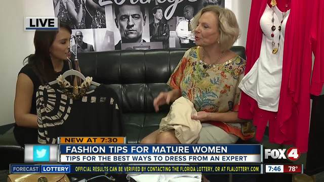 Live mature women