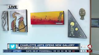 New art gallery opens in Port Charlotte