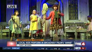 Broadway Palm cast performs 'Annie' The Musical