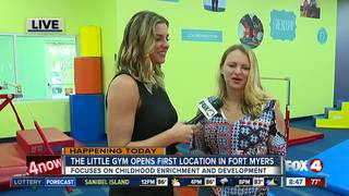 The Little Gym opens new location in Fort Myers