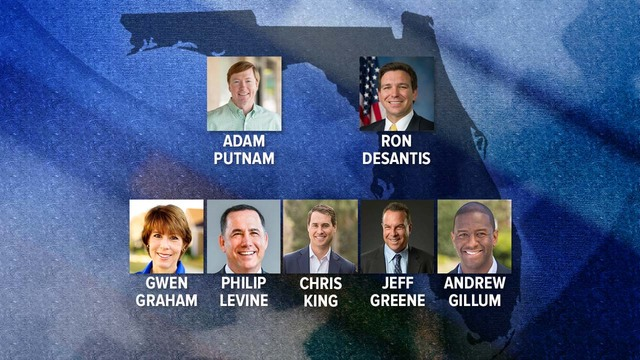 Meet the candidates running for governor