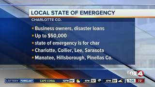 Charlotte Co. declares local state of emergency