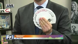 Magician Nathan Coe Marsh in Ft. Myers