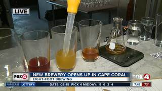 New brewery opens in Cape Coral