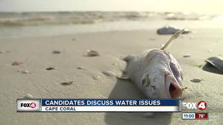 Candidates discuss water issues in Cape Coral