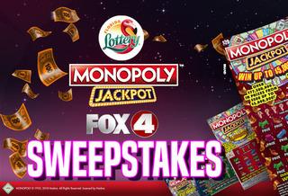 Florida Lottery Monopoly Jackpot Watch-to-Win!