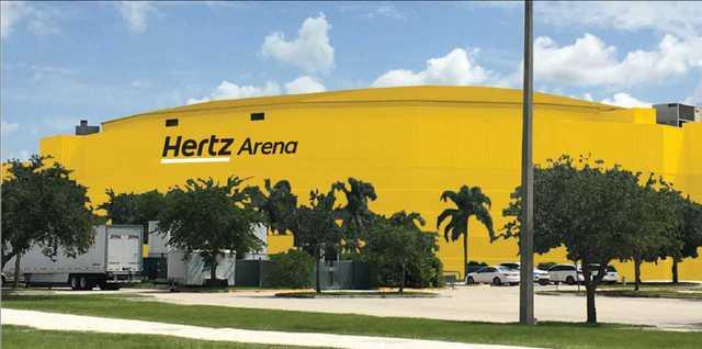 Estero hockey arena gets new name