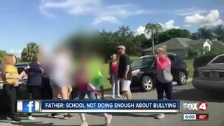 Fights at bus stop concern students, parents