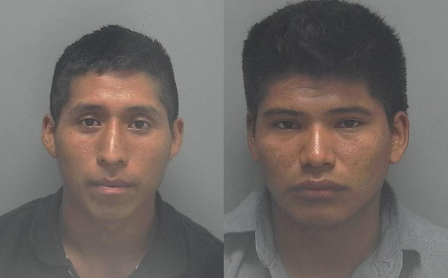 Two arrested for sexual battery on 9-year-old