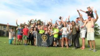 Operation 300 helps kids of fallen heroes