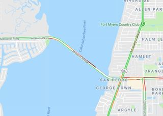 Westbound lanes of Midpoint Bridge reopen