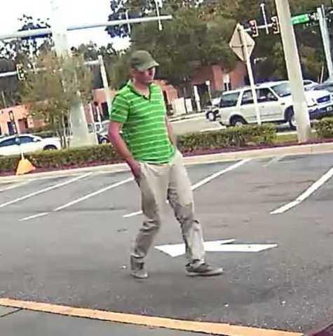 Naples Park murder suspect spotted in Orlando