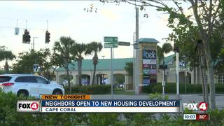 Neighbors on board for new housing in Cape Coral