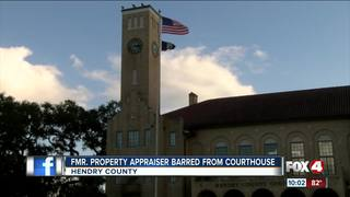 Public records request leads to trespass warning