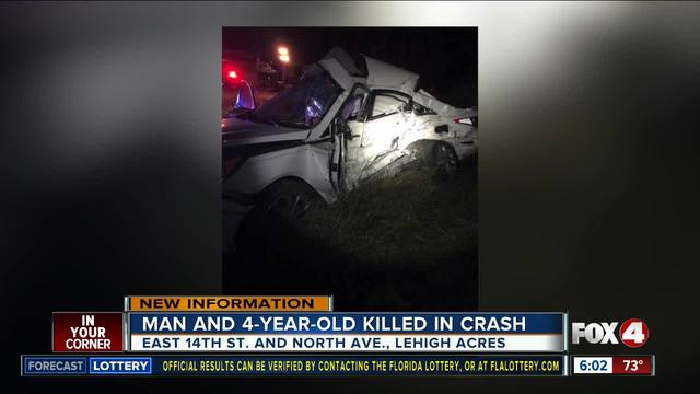 3 dead, including 4-year-old, in Lehigh crash
