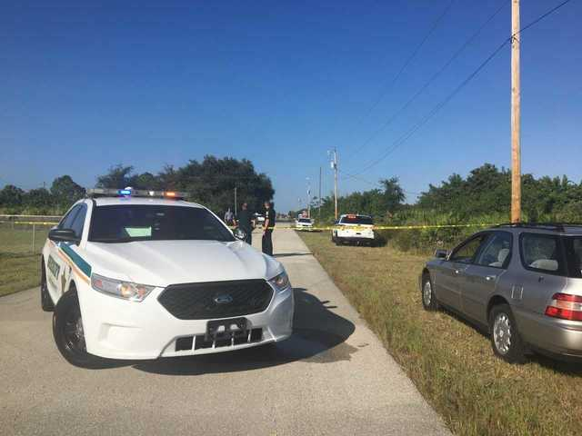Homicide investigation launched in Lehigh Acres